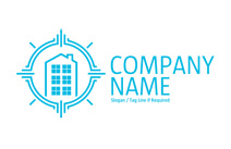 Apartment Block Logo