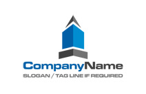 Large Building Logo