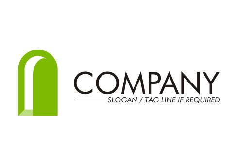 sc 1 st  Real Estate Logo Design & Green Door Logo