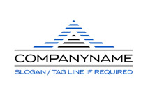 Roof Pyramid Logo