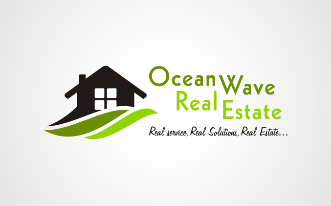 Real estate house logos images for Household design logo